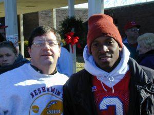 Redskins Parade 2001 - 74