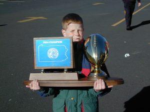 Redskins Parade 2001 - 76