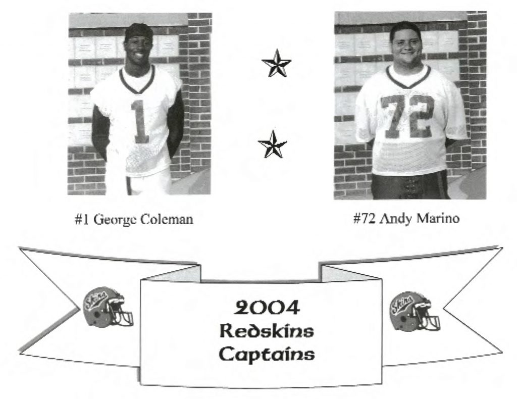 2004 Captains