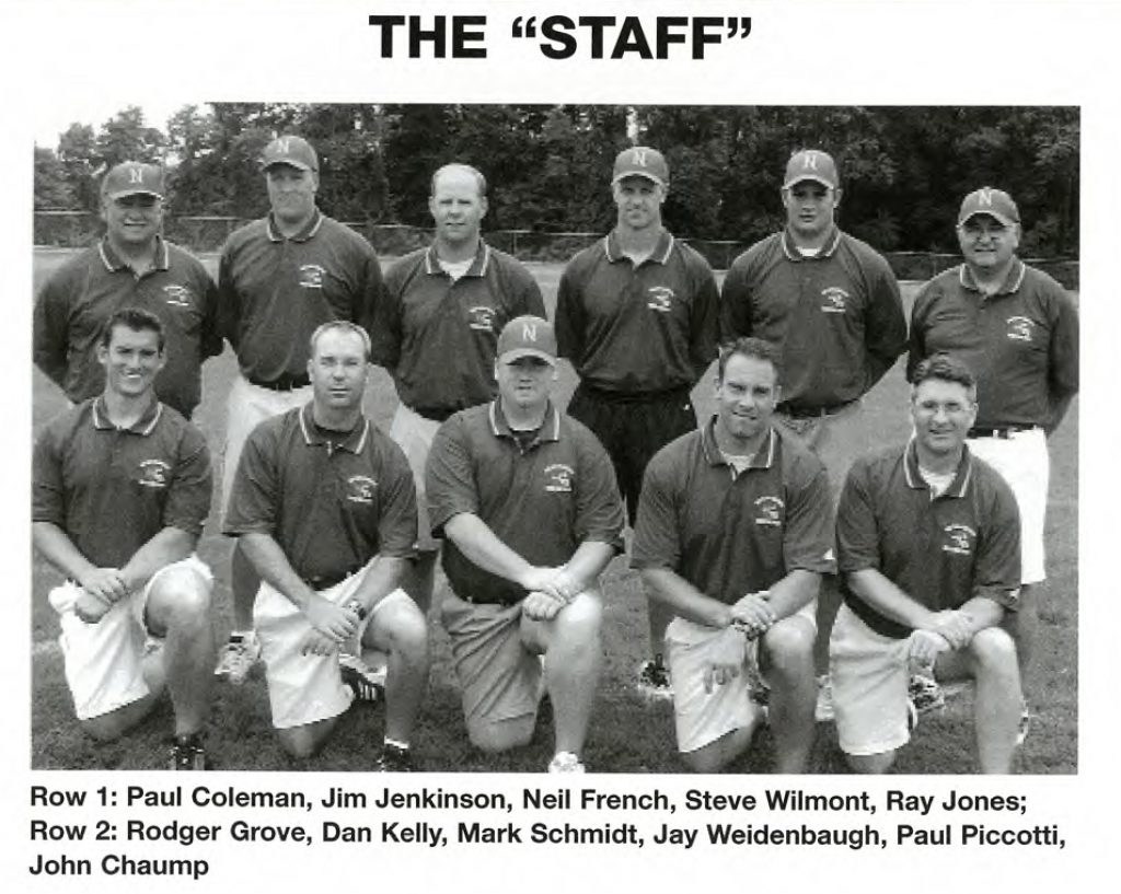 2004 Coaching Staff