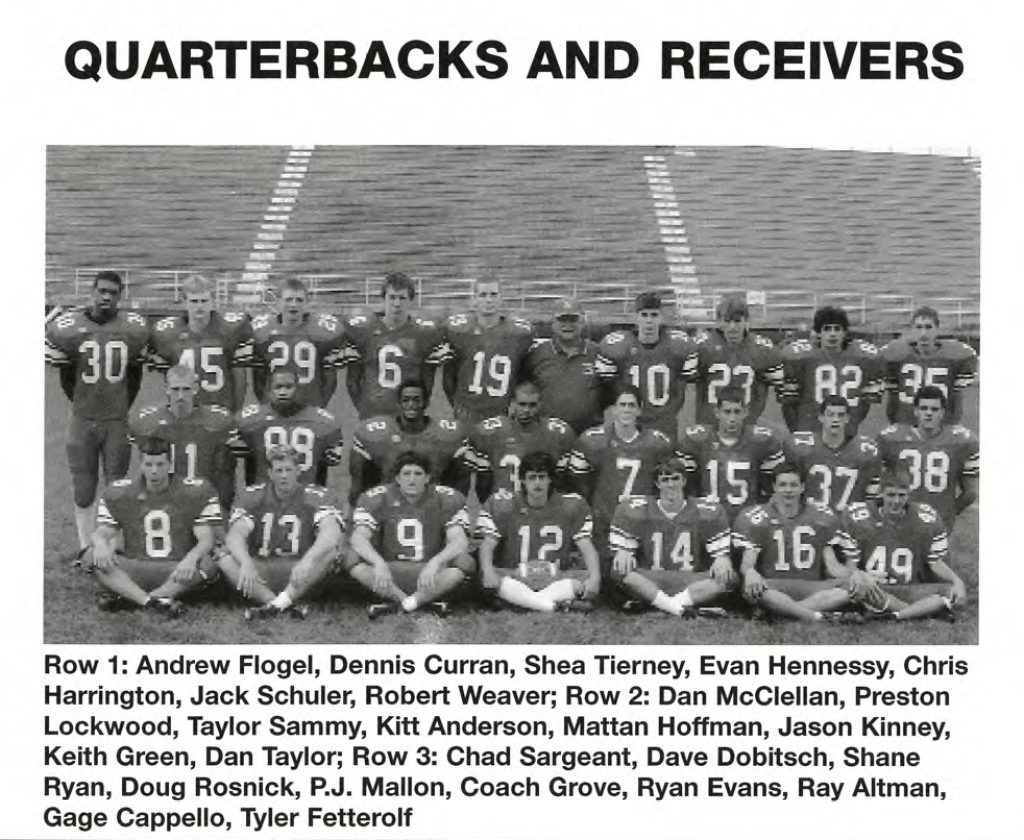 2004 QBs and WRs