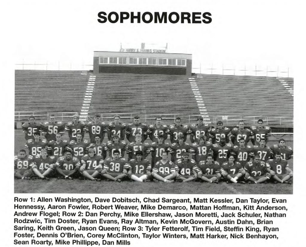 2004 Sophomores