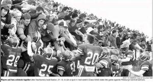 2004_12_ 5 Crowd at Easton Game