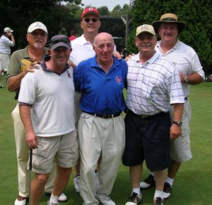 2005 Golf Outing Stricker_Hutchinson_Brundzo_Cordelli_Armour_Mason