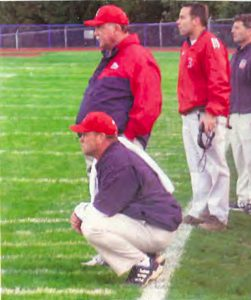 2006 Coaching Staff in action