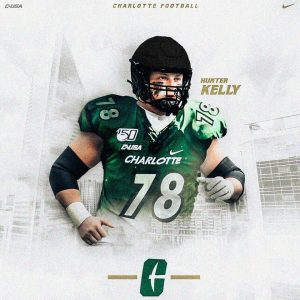 Class of 2016 Hunter Kelley Univ of Charlotte NC