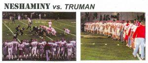 Neshaminy Vs Truman