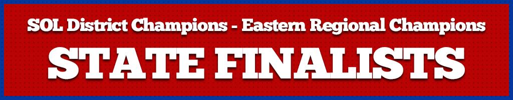 State Finalists Header