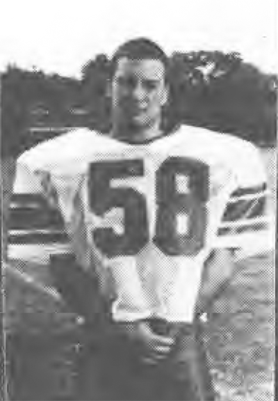 1991 Senior 58 Tony Rudy