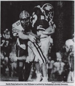 The_Philadelphia_Inquirer_Mon__Nov_4__1991_North Penn Game Jeremy Sweeney