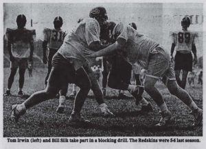 The_Philadelphia_Inquirer_Thu__Sep_5__1991_Preseason Tom Irwin and Bill SIlk