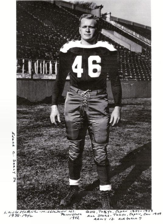 1941 Senior Edgar Seely class of 42