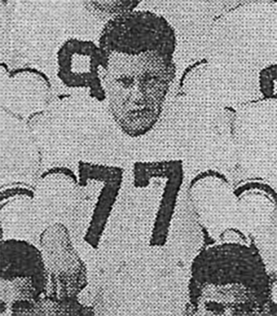 1954 Senior Fred Sangillo