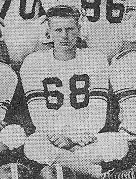 1954 Sophomore Erwin Mayer