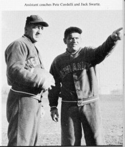 1963 Coach Cordelli and Swartz
