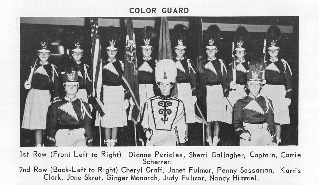 1963 Color Guard
