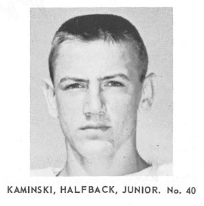 1963 Junior 40 Bill Kaminski