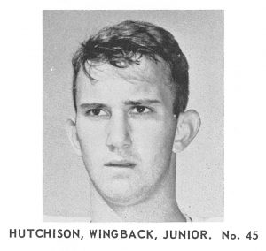 1963 Junior 45 Eric Hutchinson
