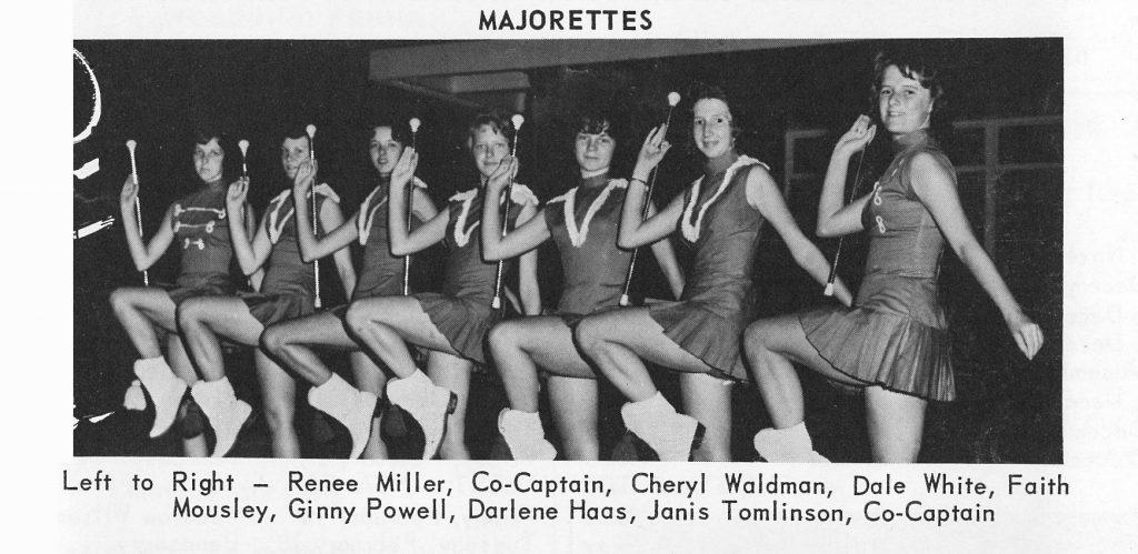 1963 Majorettes