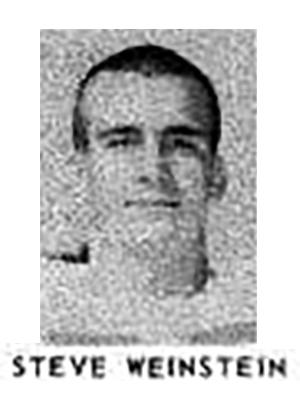 1963 Senior 60 Steve Weinstein