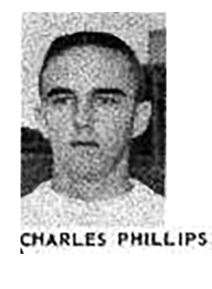 1963 Senior 62 Charles Phillips