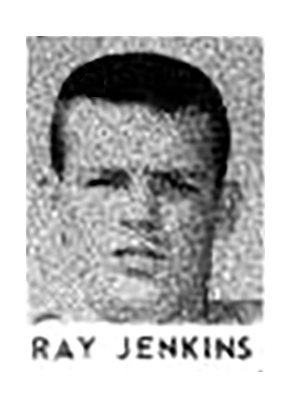 1963 Senior 71 Ray Jenkins