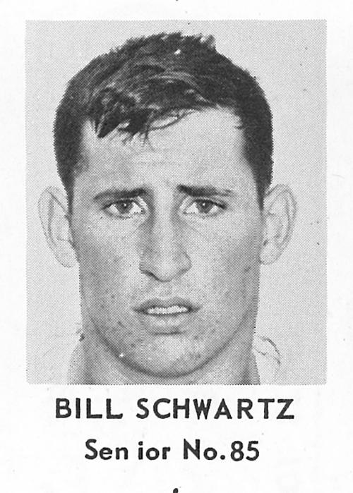 1963 Senior 85 Bill Schwartz