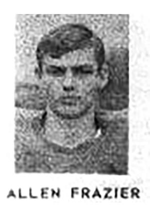 1963 Senior Allen Frazier