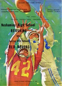 1963_09_27_Easton Game Program