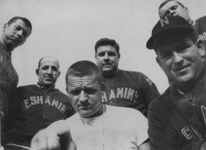 1964 Coaches Greytok, Cordelli, Petercuskie, Smith, Swartz and Hart