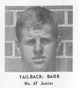 1964 Junior 47 Gerald Barr