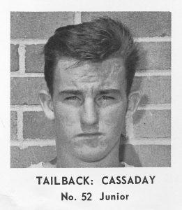 1964 Junior 52 Robert Cassaday