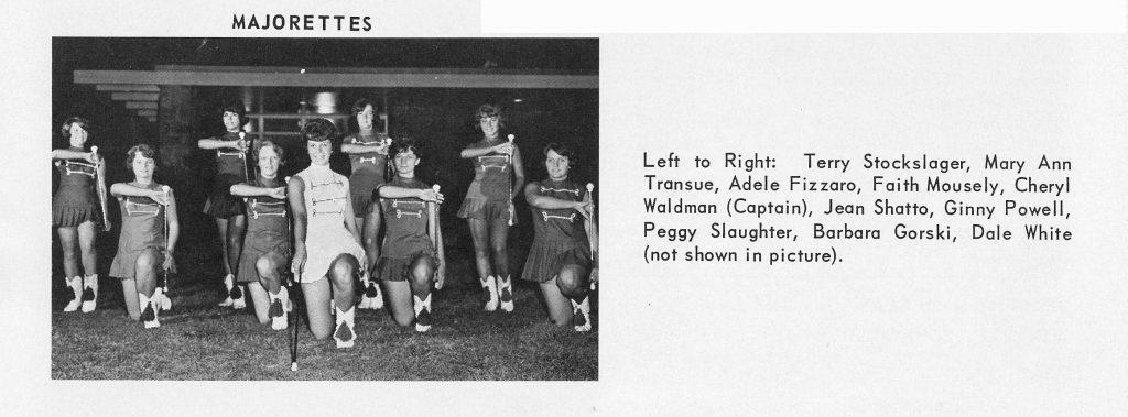 1964 Majorettes