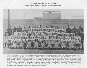 1964 Neshaminy Redskins
