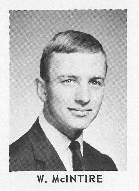 1964 Senior 30 Bill McIntyre