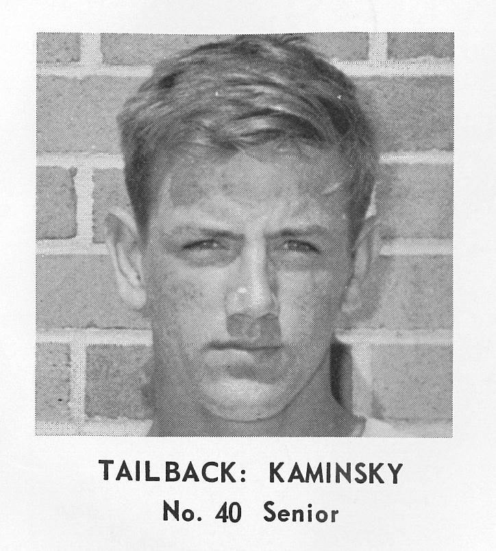 1964 Senior 40 Bill Kaminsky