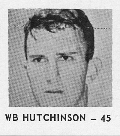 1964 Senior 45 Eric Hutchinson