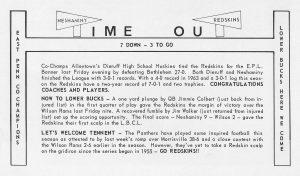 1964 Wm Tennent Intro