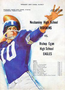 1964_09_11_Bishop Egan Game Program