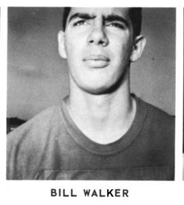 1965 Senior Bill Walker