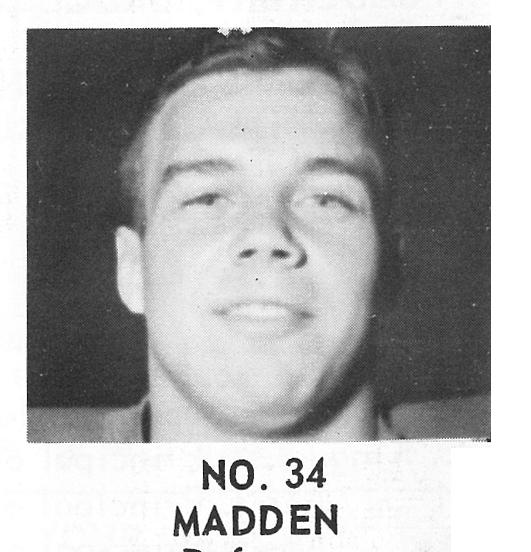 1965 Senior Steve Madden