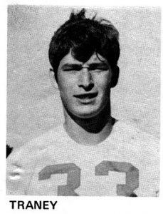 1971 Senior 33 Bruce Traney