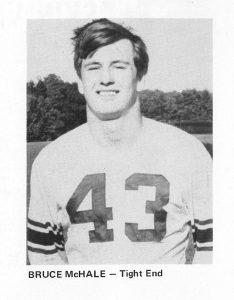 1971 Senior 43 Bruce McHale