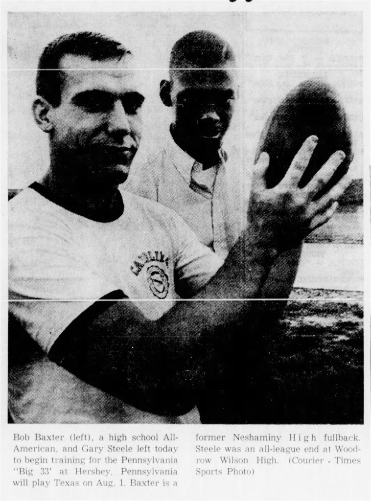 The_Bristol_Daily_Courier_Tue__Jul_21__1964_Bob Baxter at Big 33