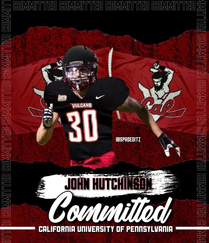 John Hutchinson CA Univ of PA