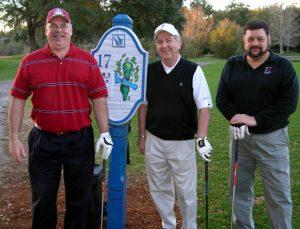 2006 Golf Outing Romanowski Doey Cunningham