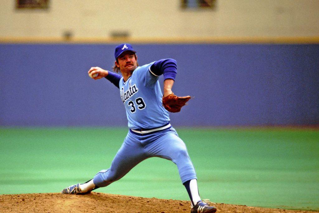 Class of 1973 Len Barker Atlanta Braves