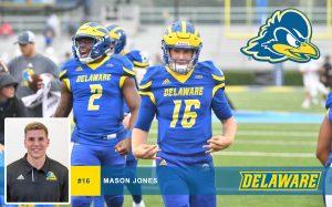 Class of 2017 Mason Jones U of Delaware