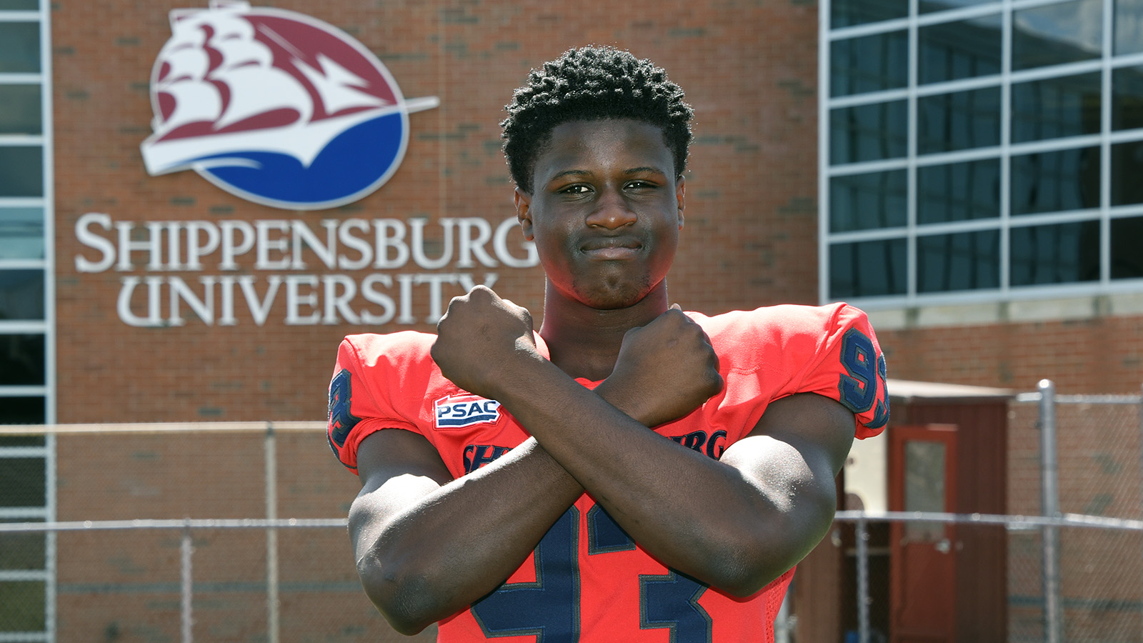 Class of 2019 Chisom Ifeanyi Shippensburg