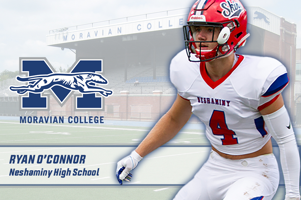 Class of 2019 Ryan OConnor Moravian